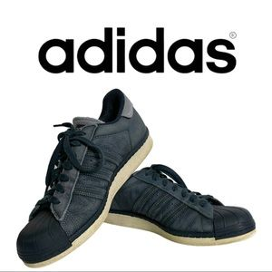 Adidas Superstar 80's Varsity Jack Sneaker Leather
